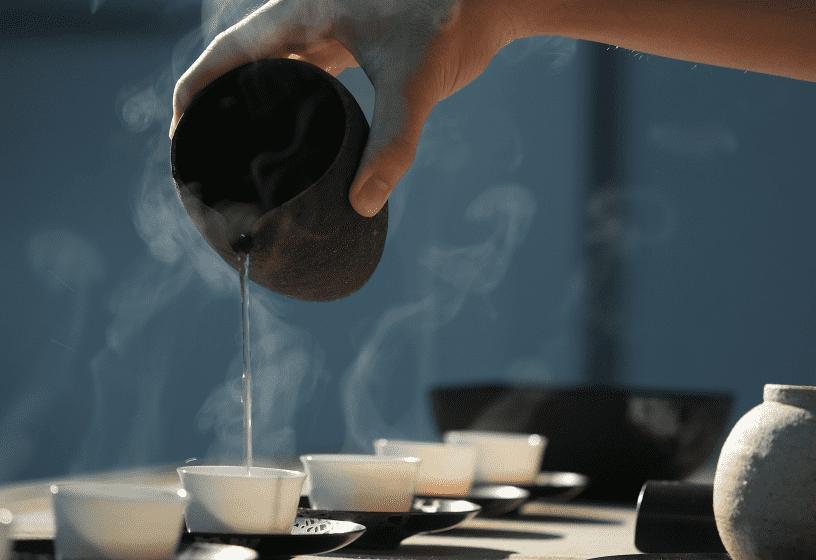 味覚〜2種類から選べる、ノンカフェインのお茶〜